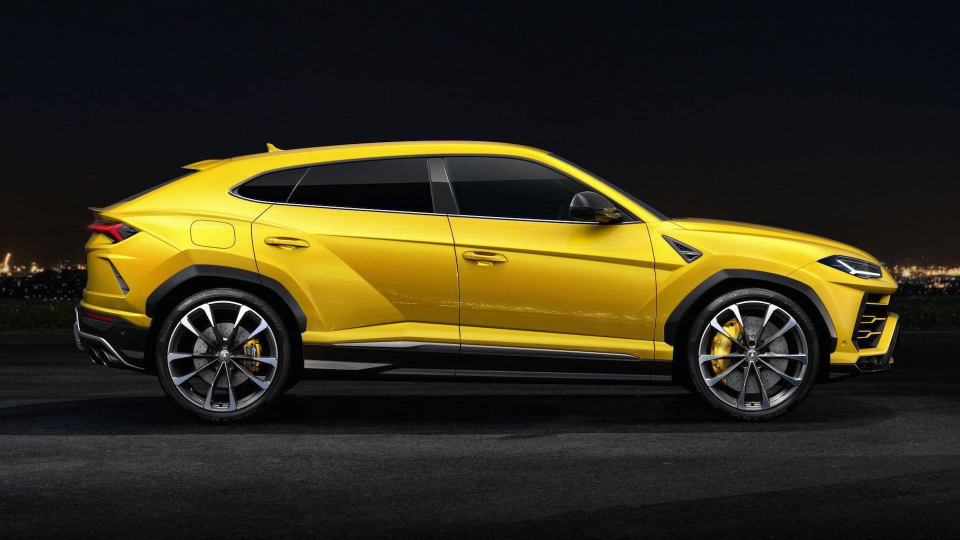Lamborghini Urus 2018 (7)