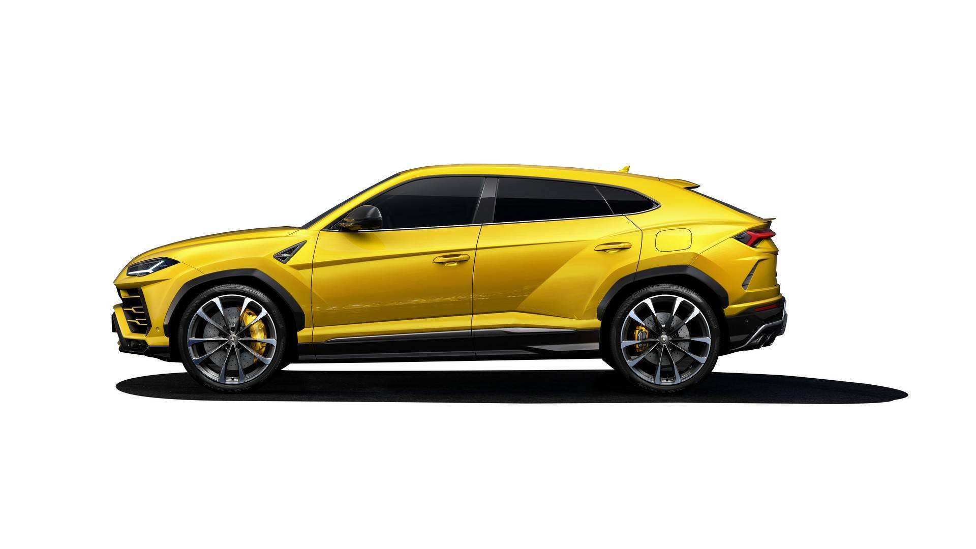 Lamborghini Urus 2018 (8)