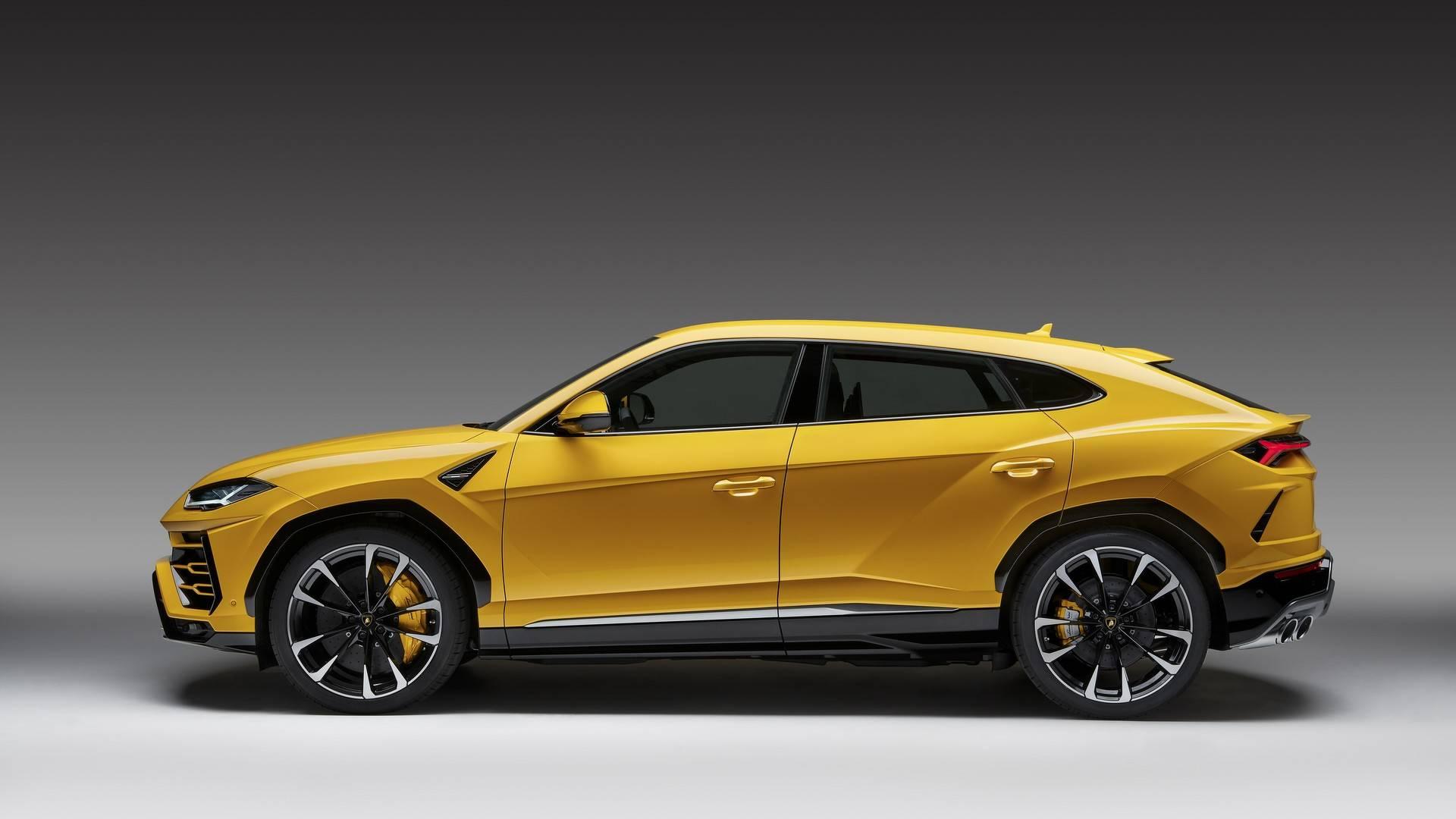 Lamborghini Urus 2018 (9)