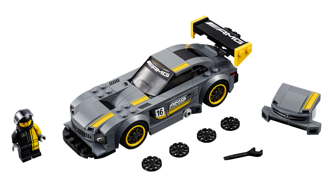 Lego Speed Champions sets 2017 (2)