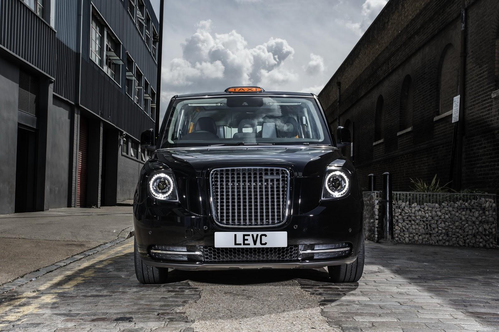 LEVC TX london ev taxi (3)
