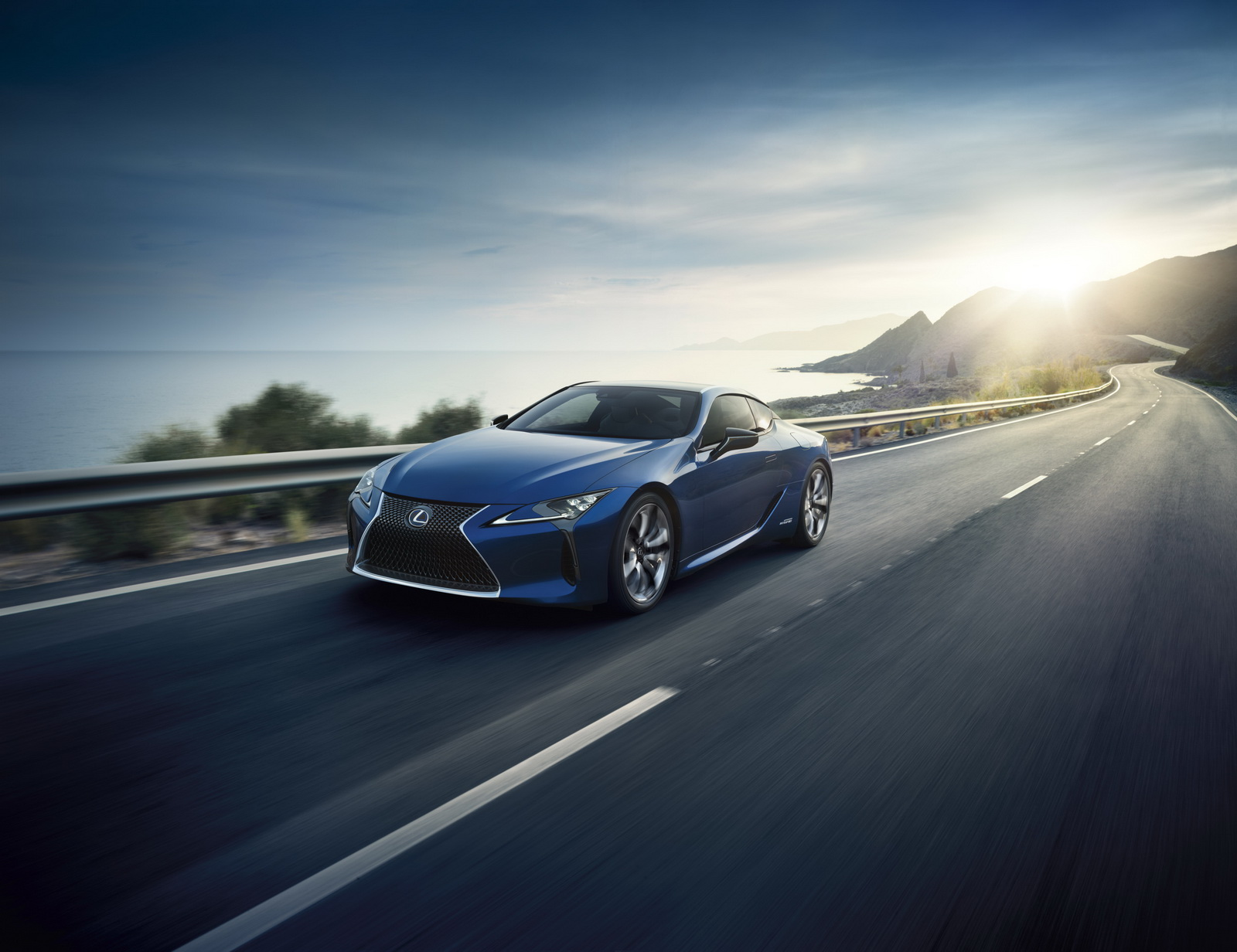 Lexus LC Structural Blue Edition (1)