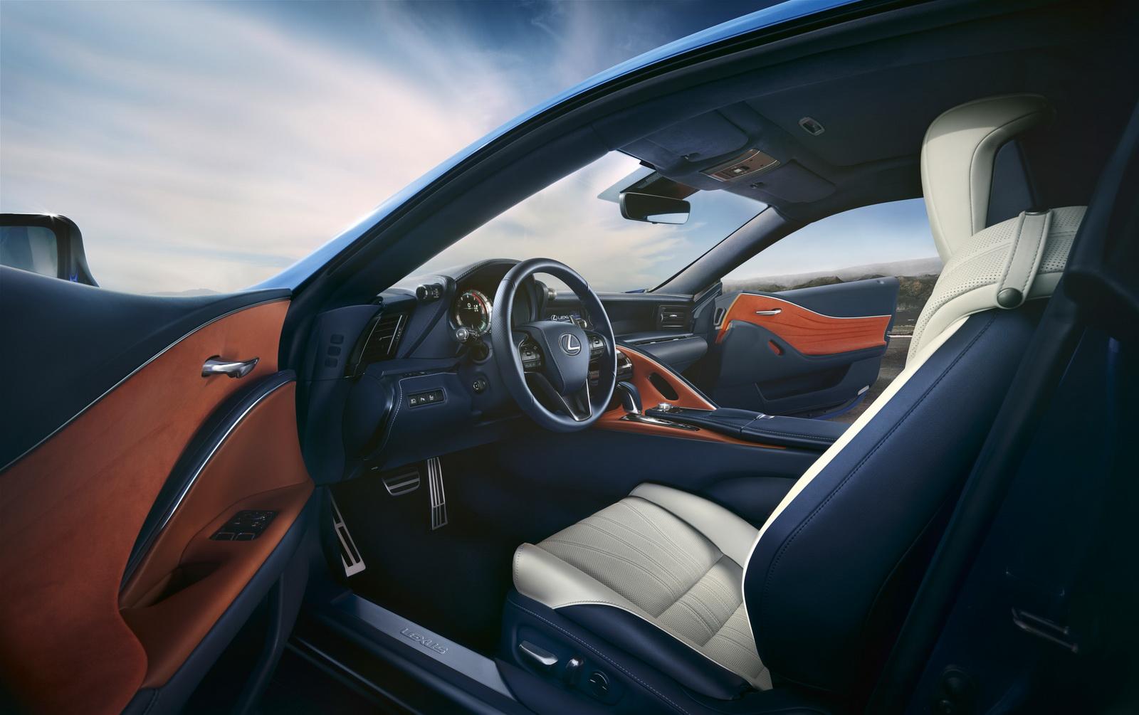 Lexus LC Structural Blue Edition (11)