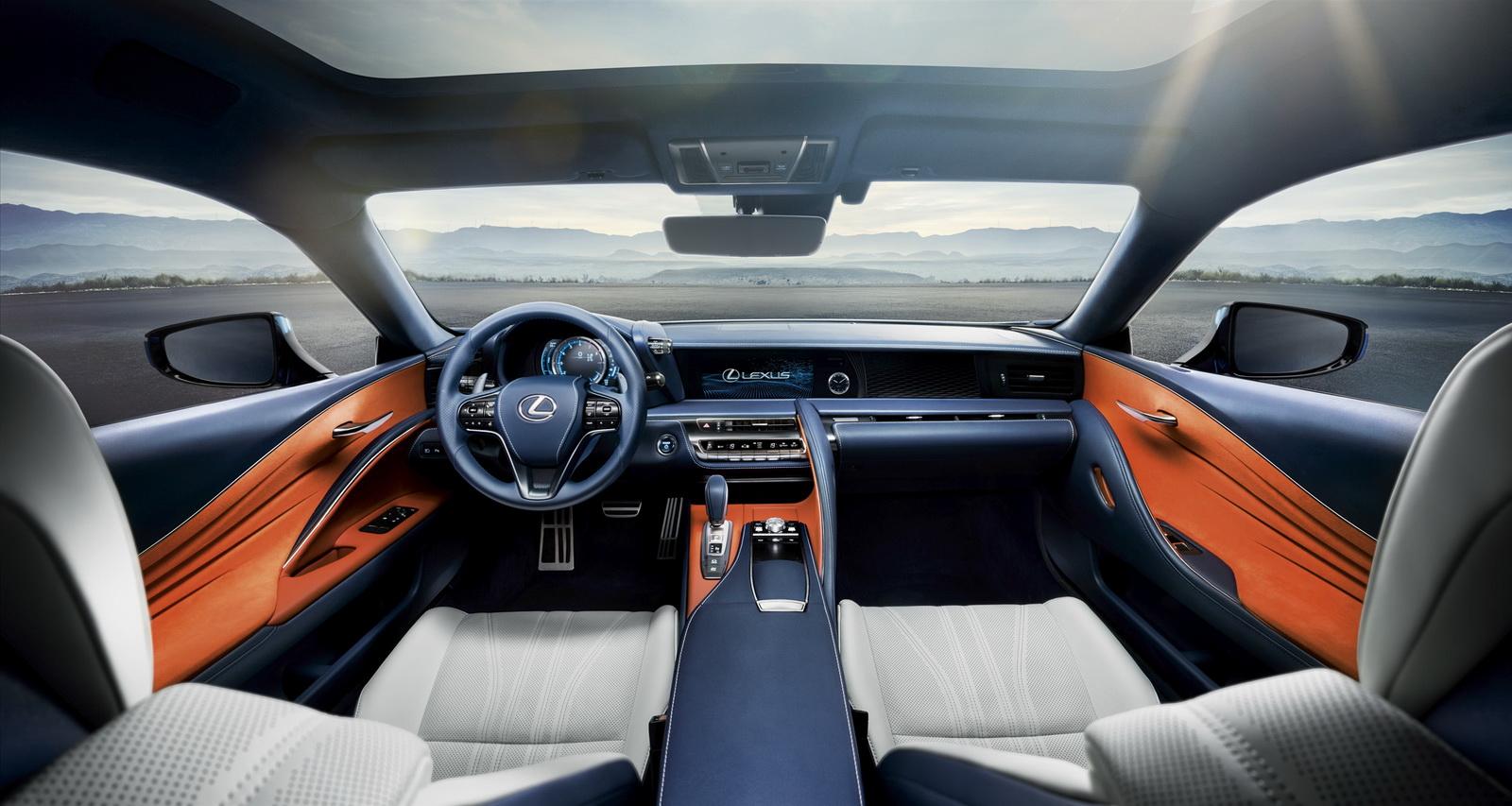 Lexus LC Structural Blue Edition (14)