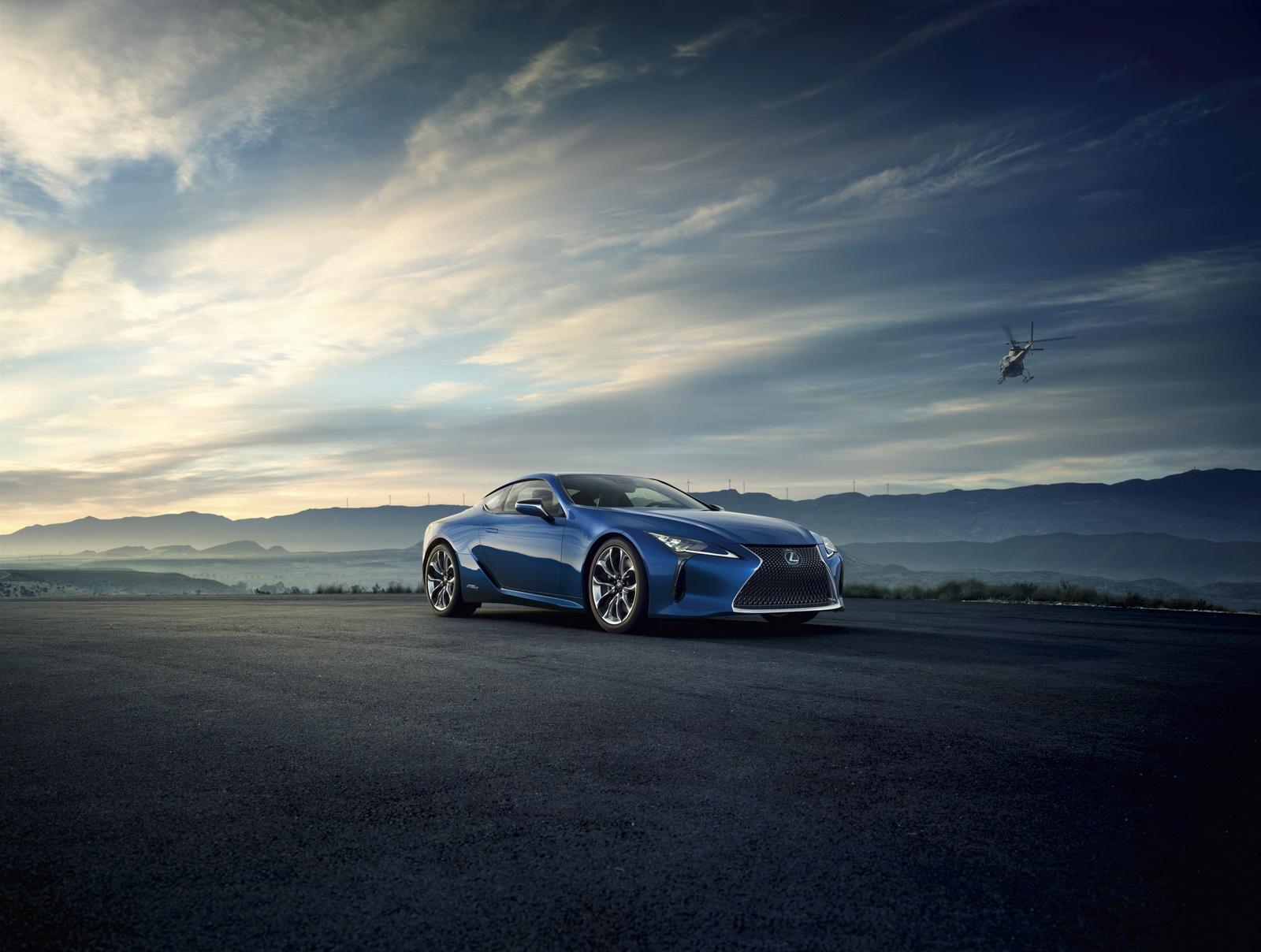 Lexus LC Structural Blue Edition (2)