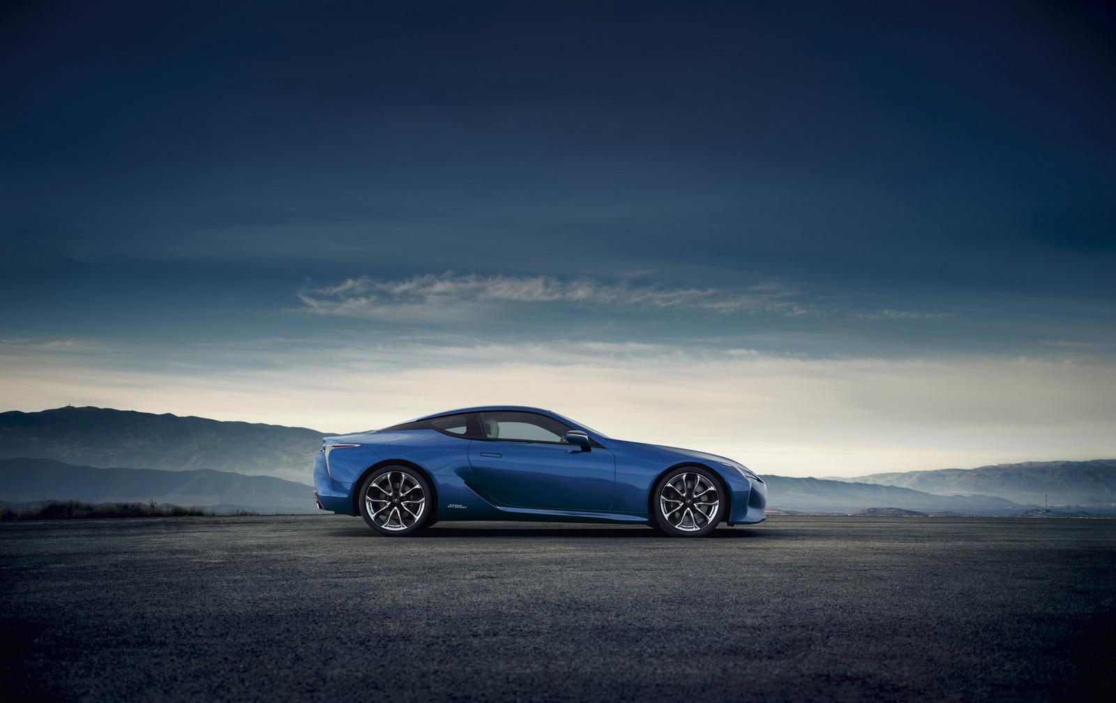Lexus LC Structural Blue Edition (3)