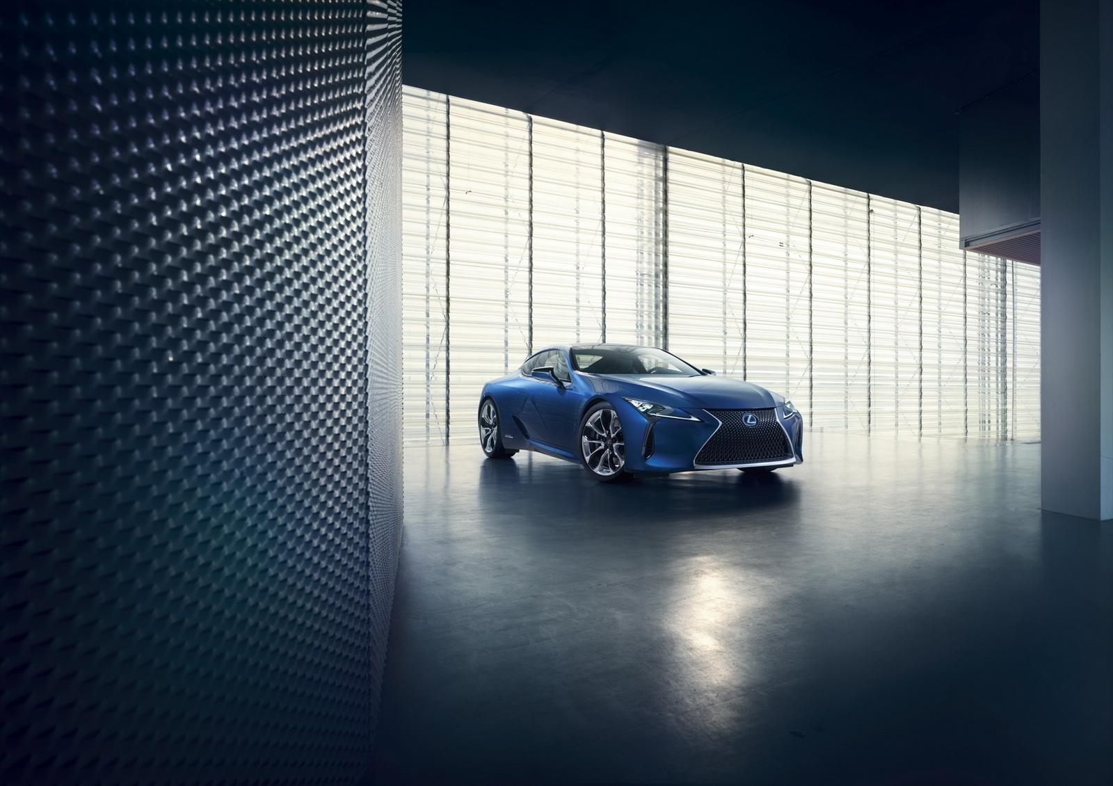 Lexus LC Structural Blue Edition (4)