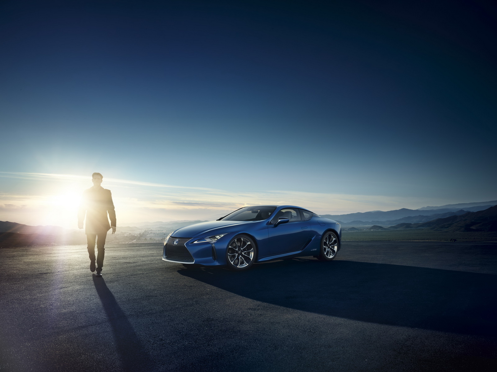 Lexus LC Structural Blue Edition (5)