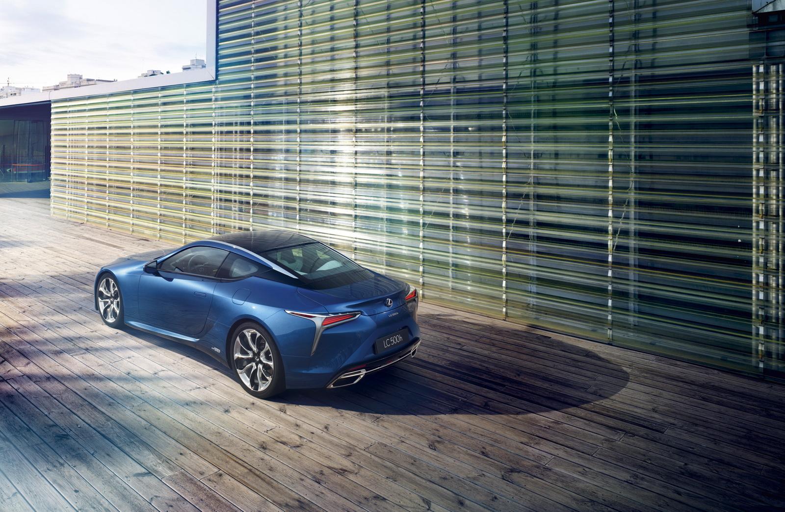 Lexus LC Structural Blue Edition (6)