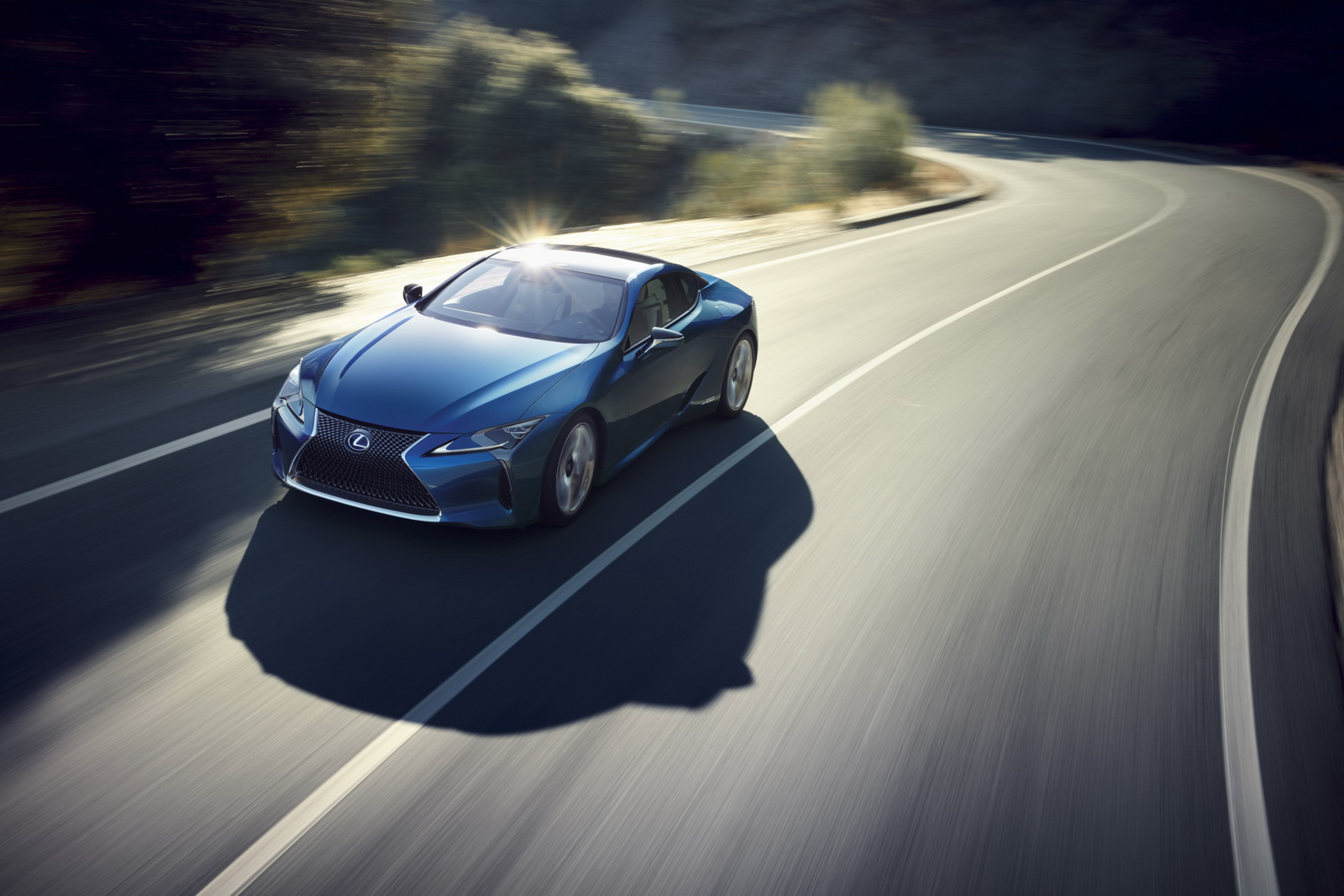 Lexus LC Structural Blue Edition (7)