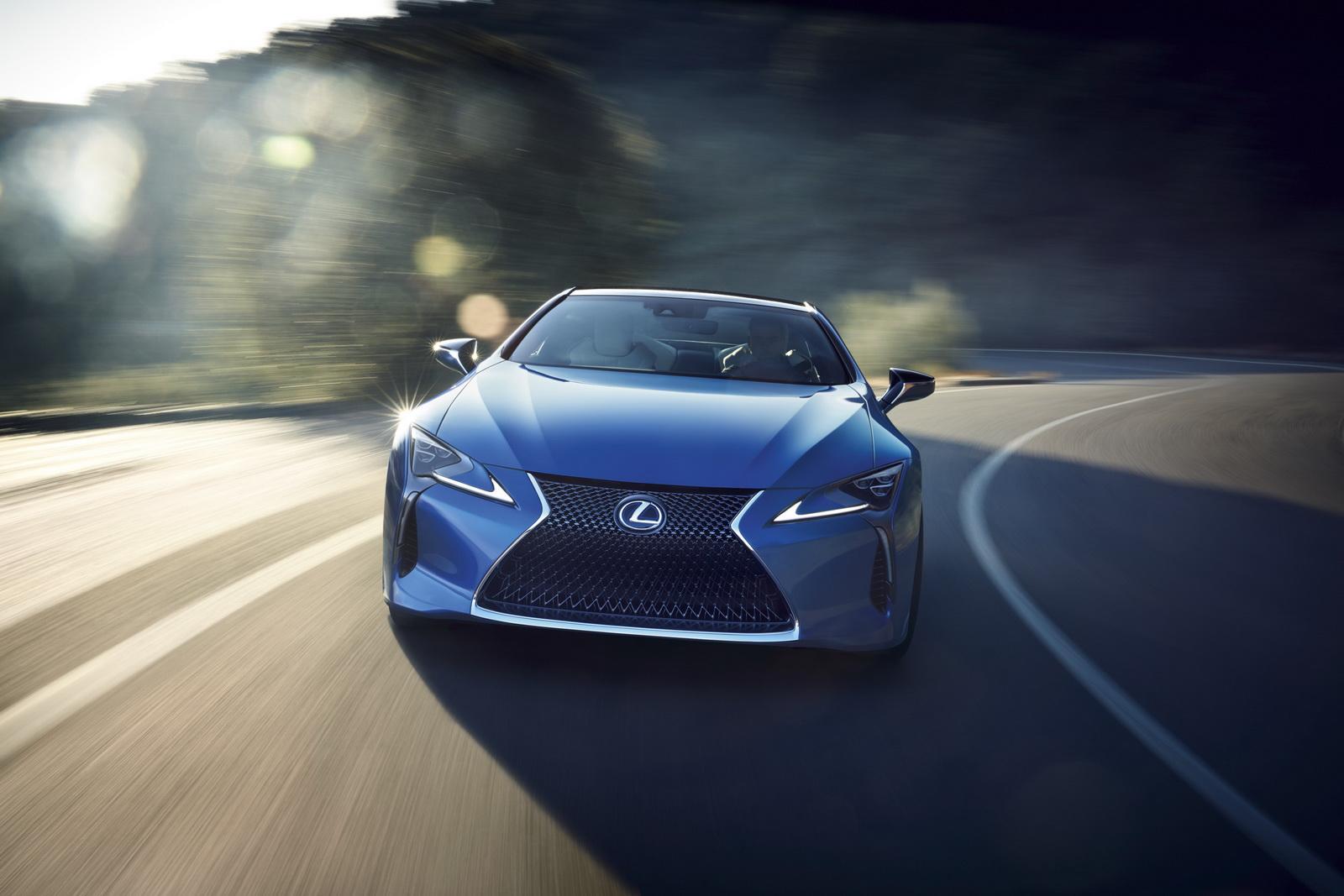 Lexus LC Structural Blue Edition (8)