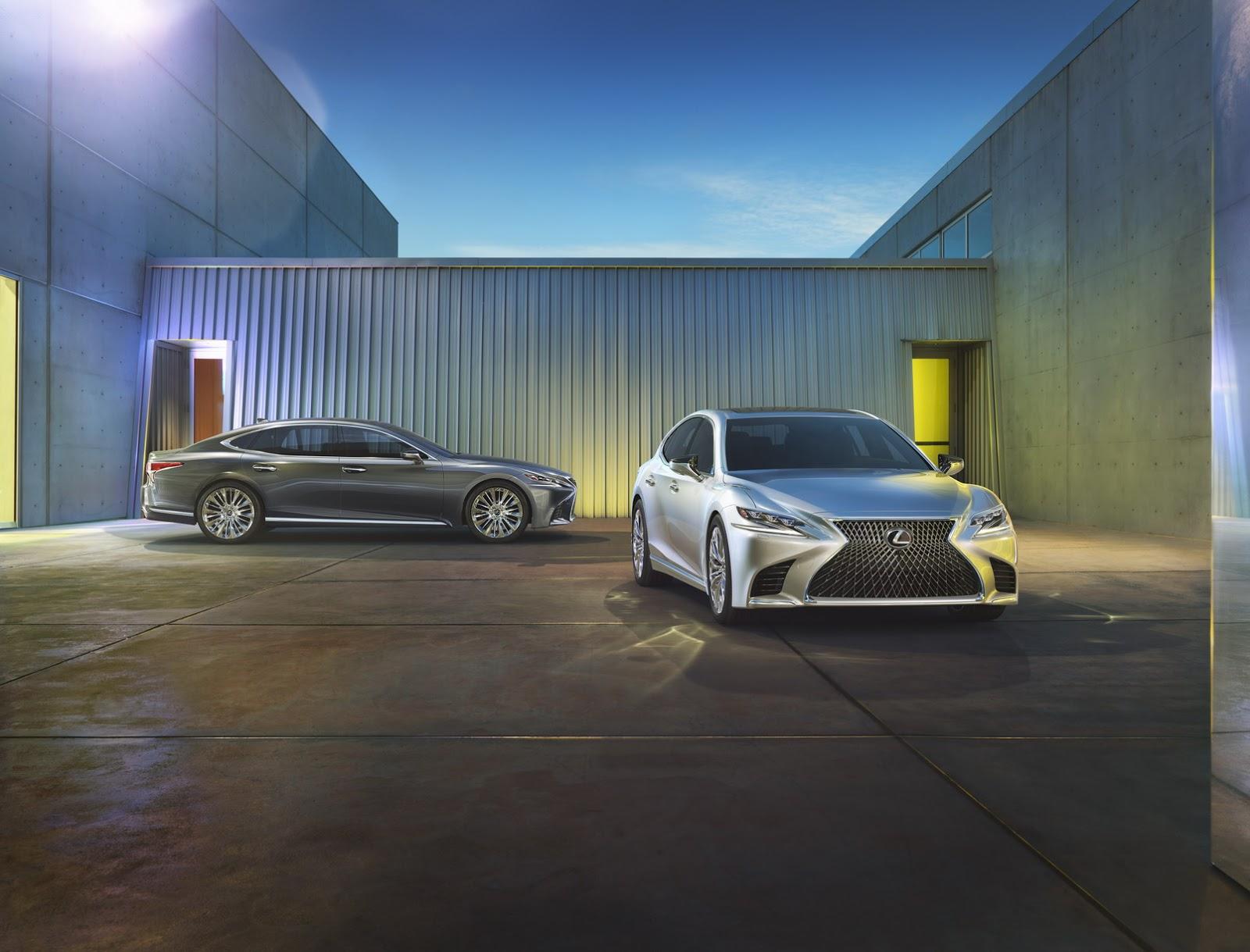Lexus LS 2018 (34)