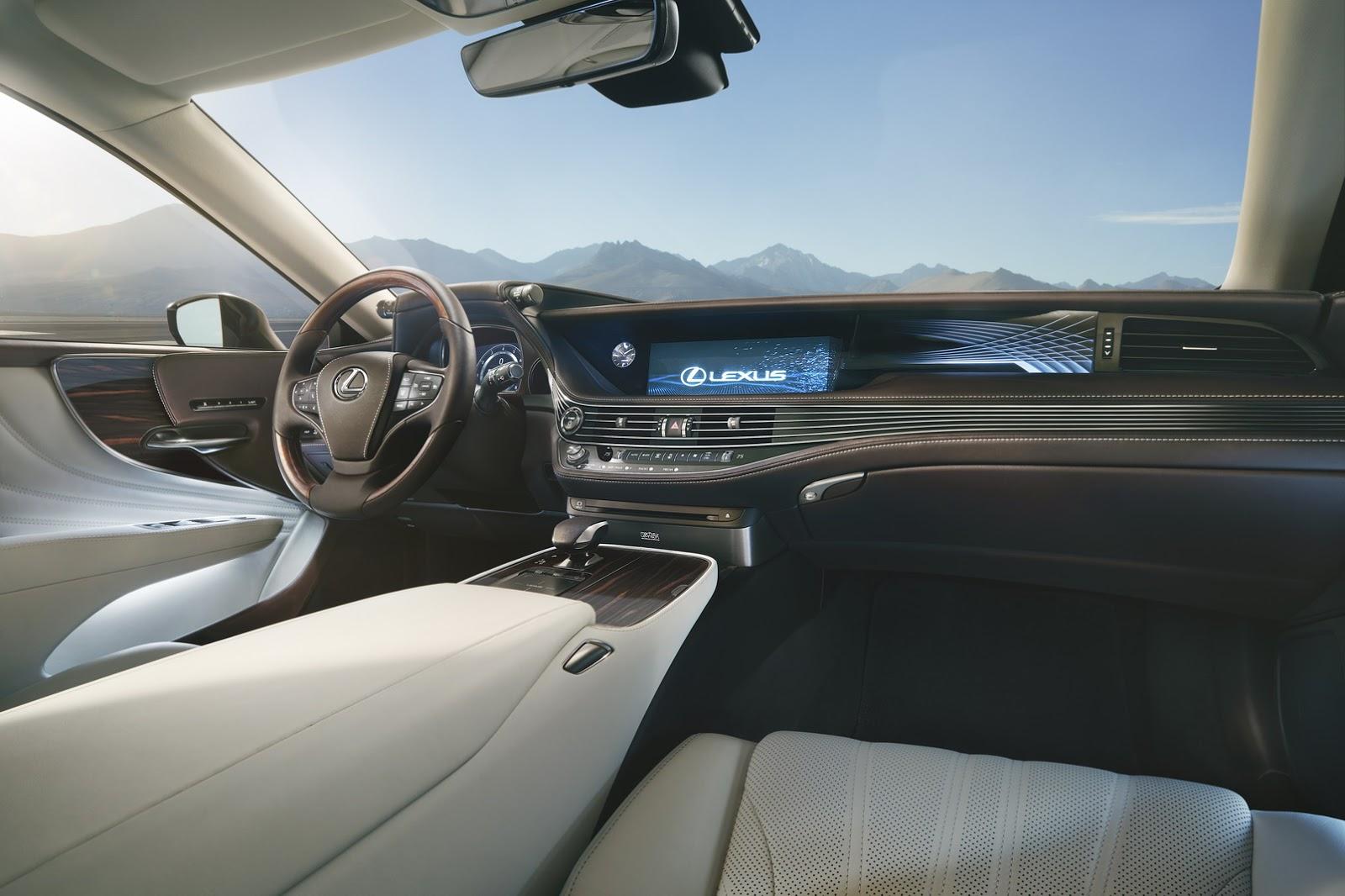 Lexus LS 2018 (37)