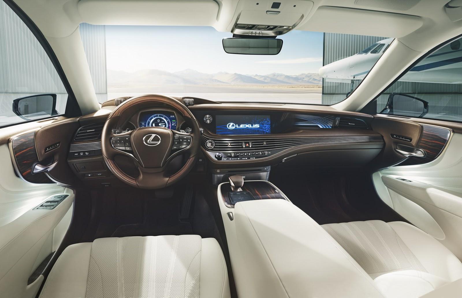 Lexus LS 2018 (39)