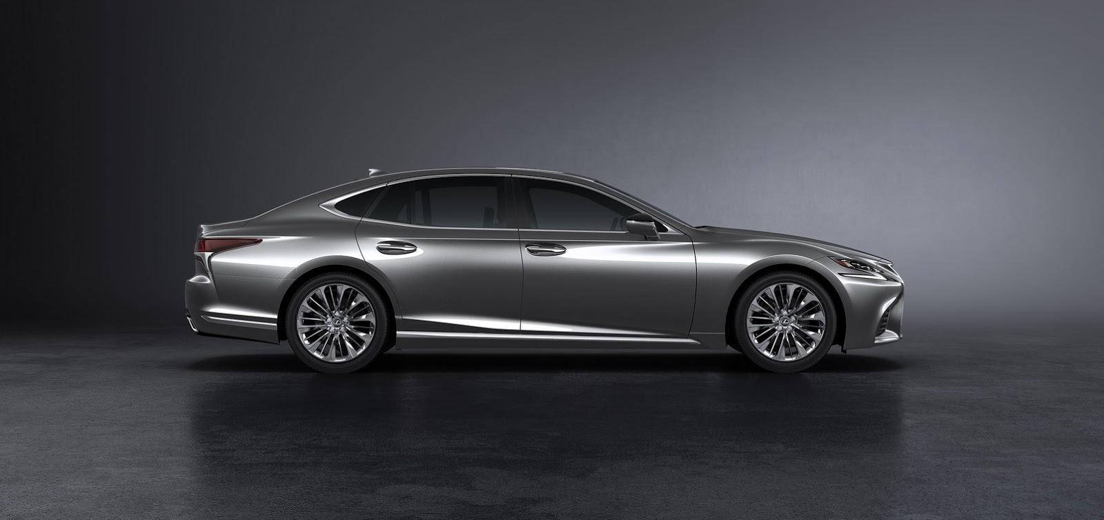 Lexus LS 2018 (44)