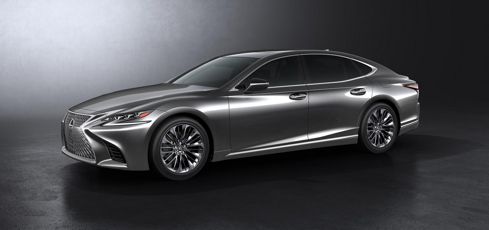 Lexus LS 2018 (46)