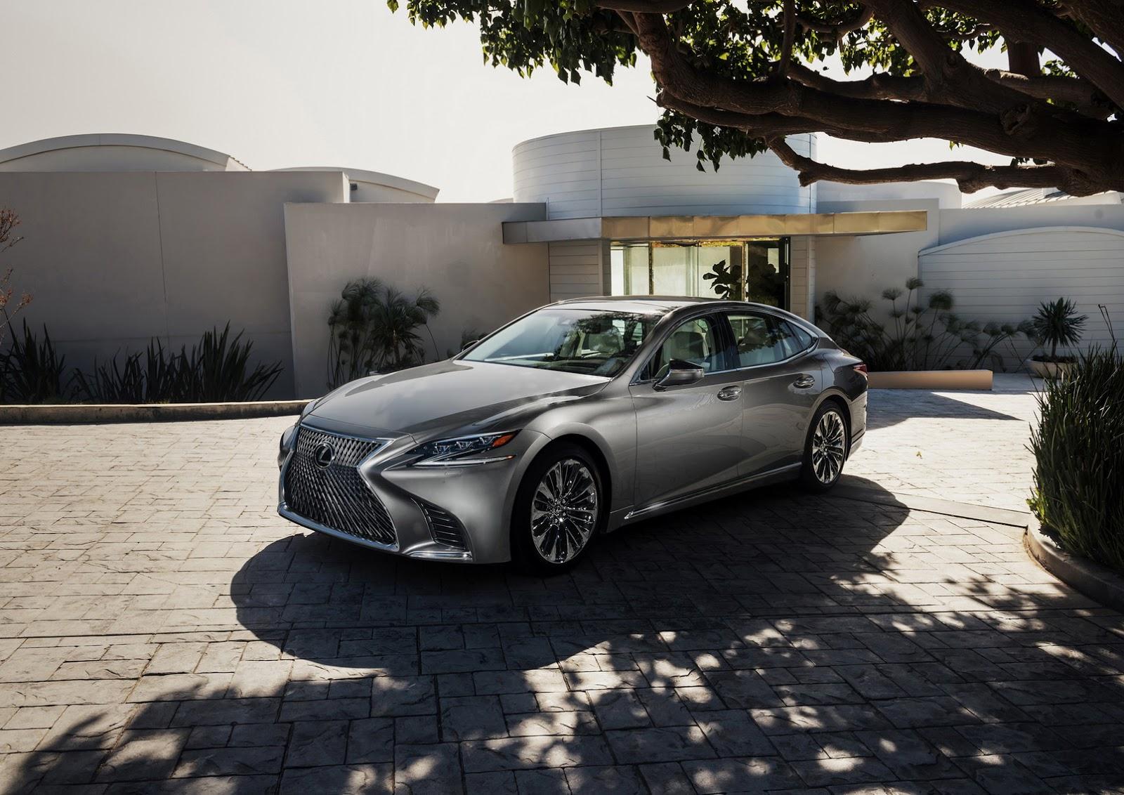 Lexus LS 2018 (5)
