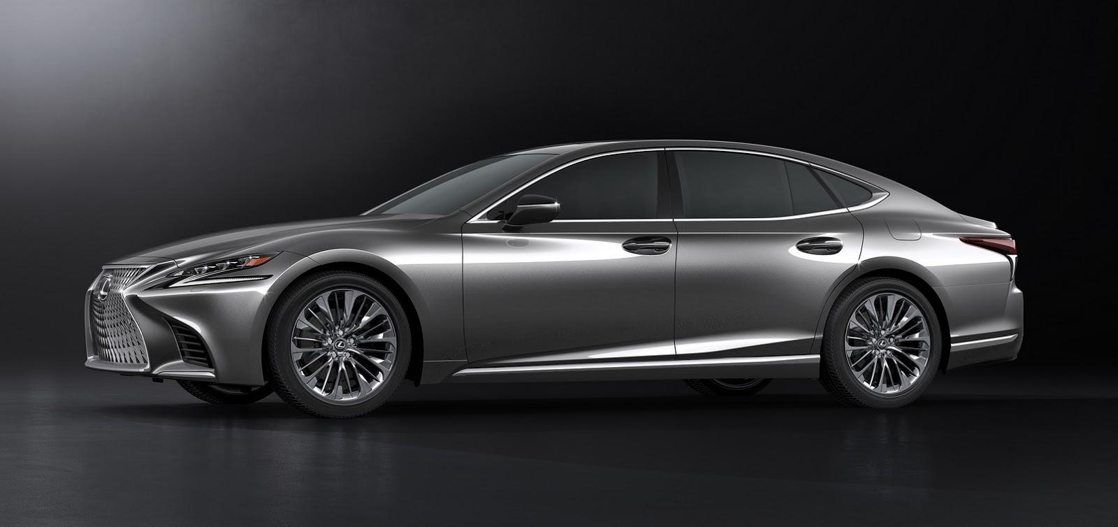Lexus LS 2018 (51)