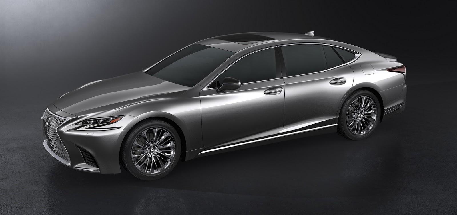 Lexus LS 2018 (53)