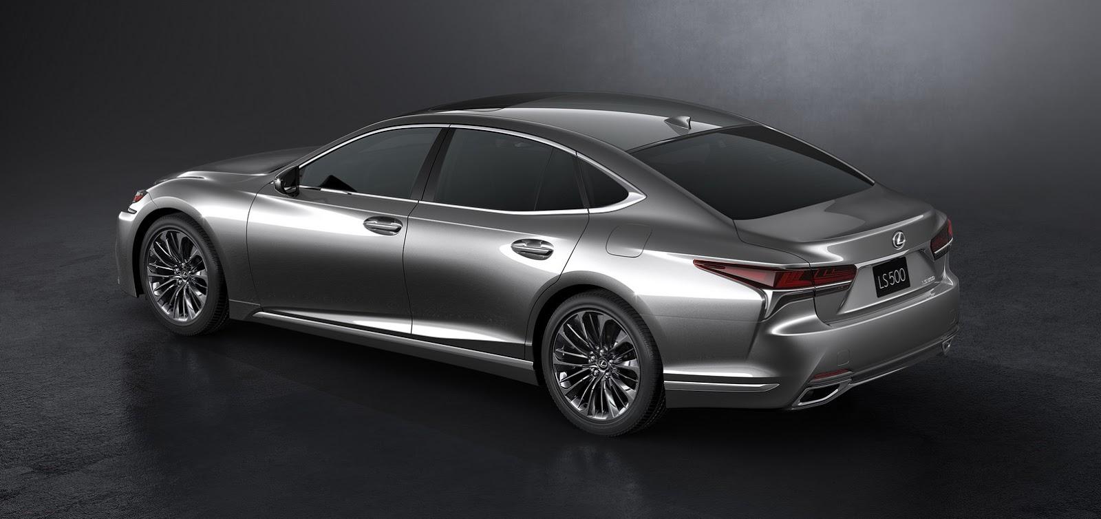Lexus LS 2018 (54)