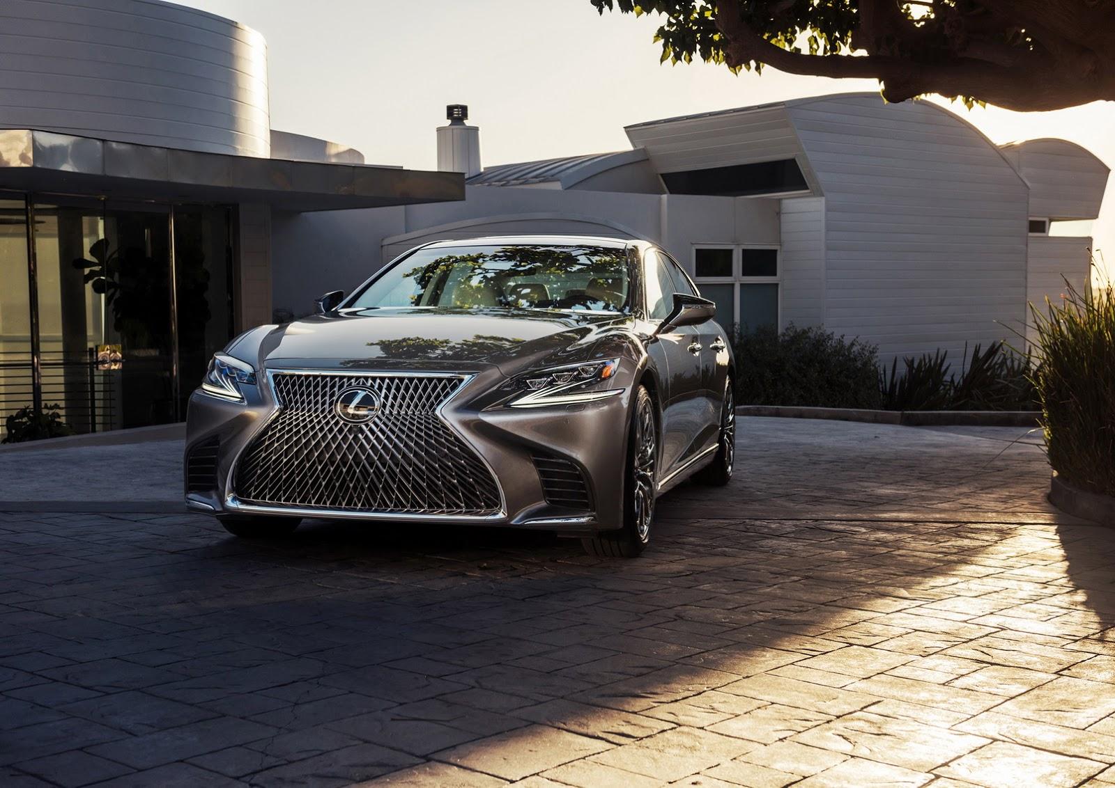 Lexus LS 2018 (6)