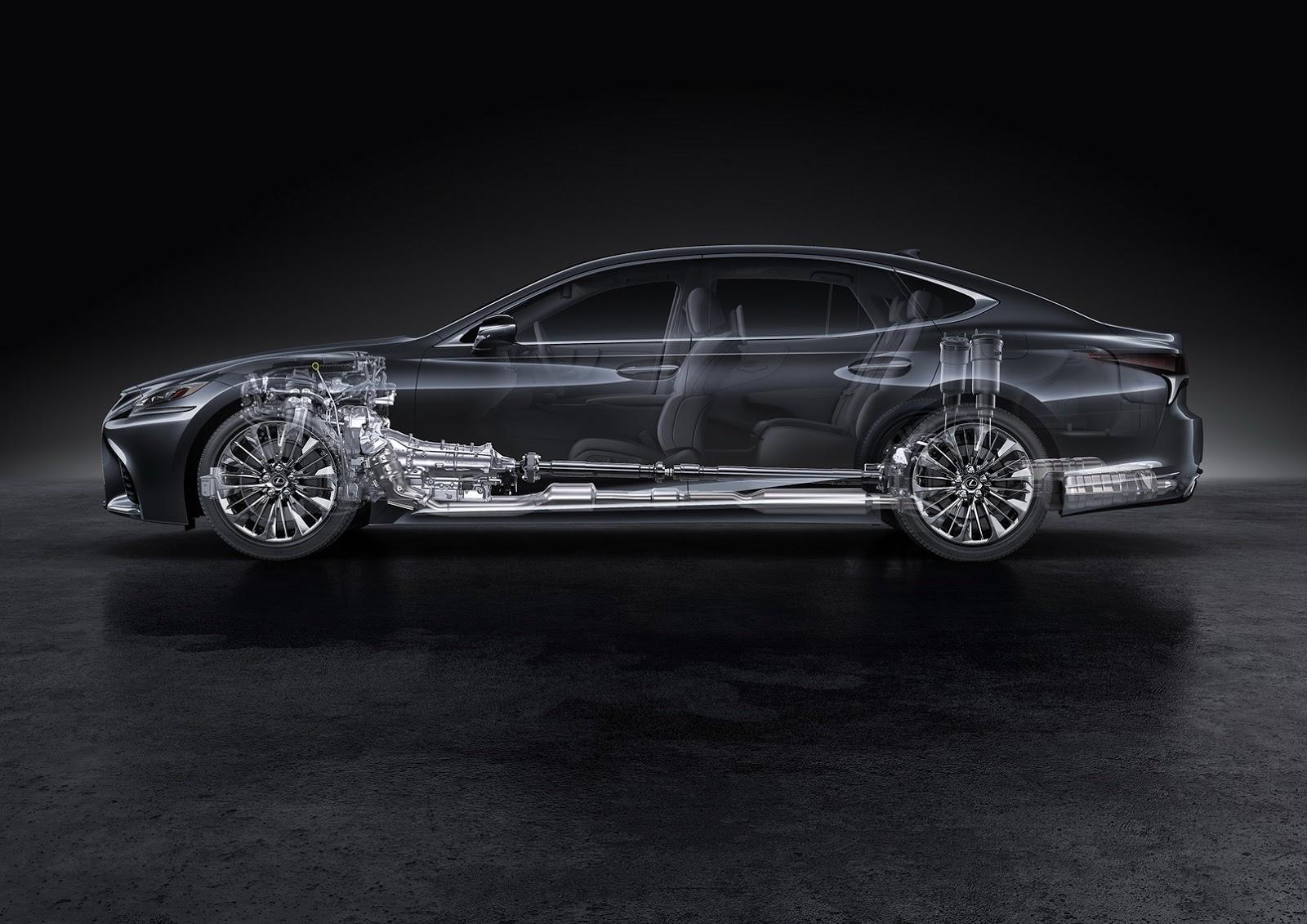 Lexus LS 2018 (68)