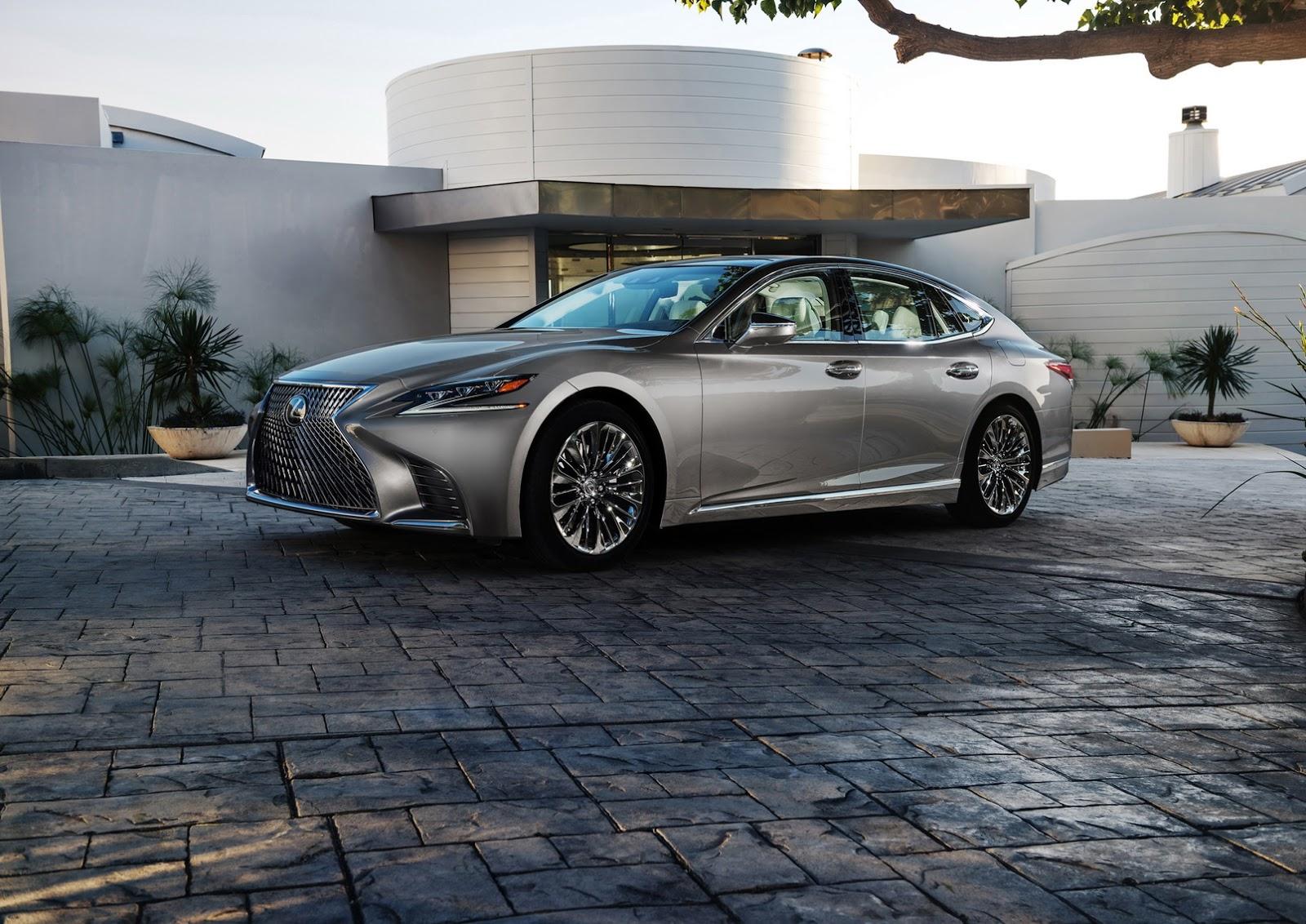 Lexus LS 2018 (7)