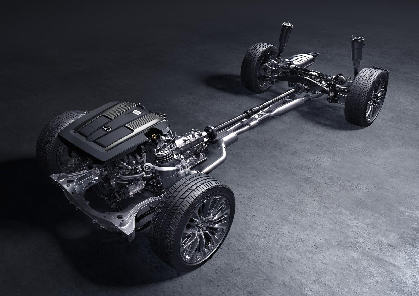 Lexus LS 2018 (73)