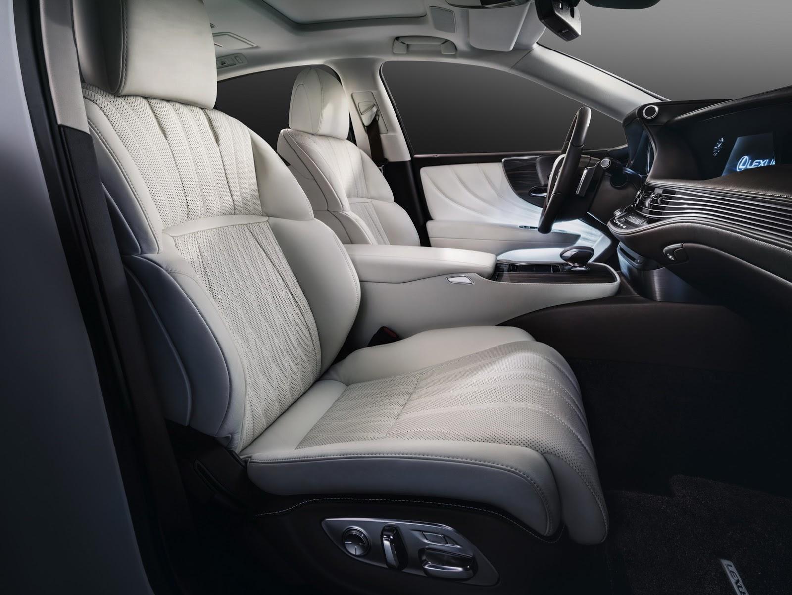 Lexus LS 2018 (75)