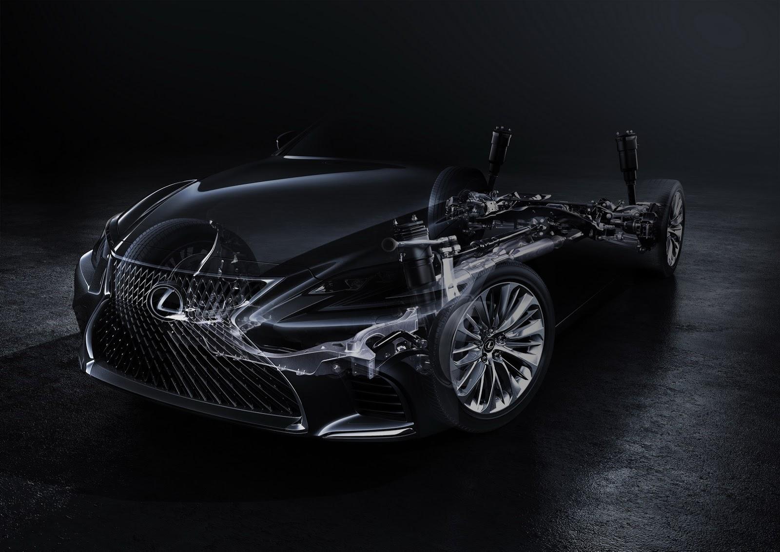Lexus LS 2018 (78)