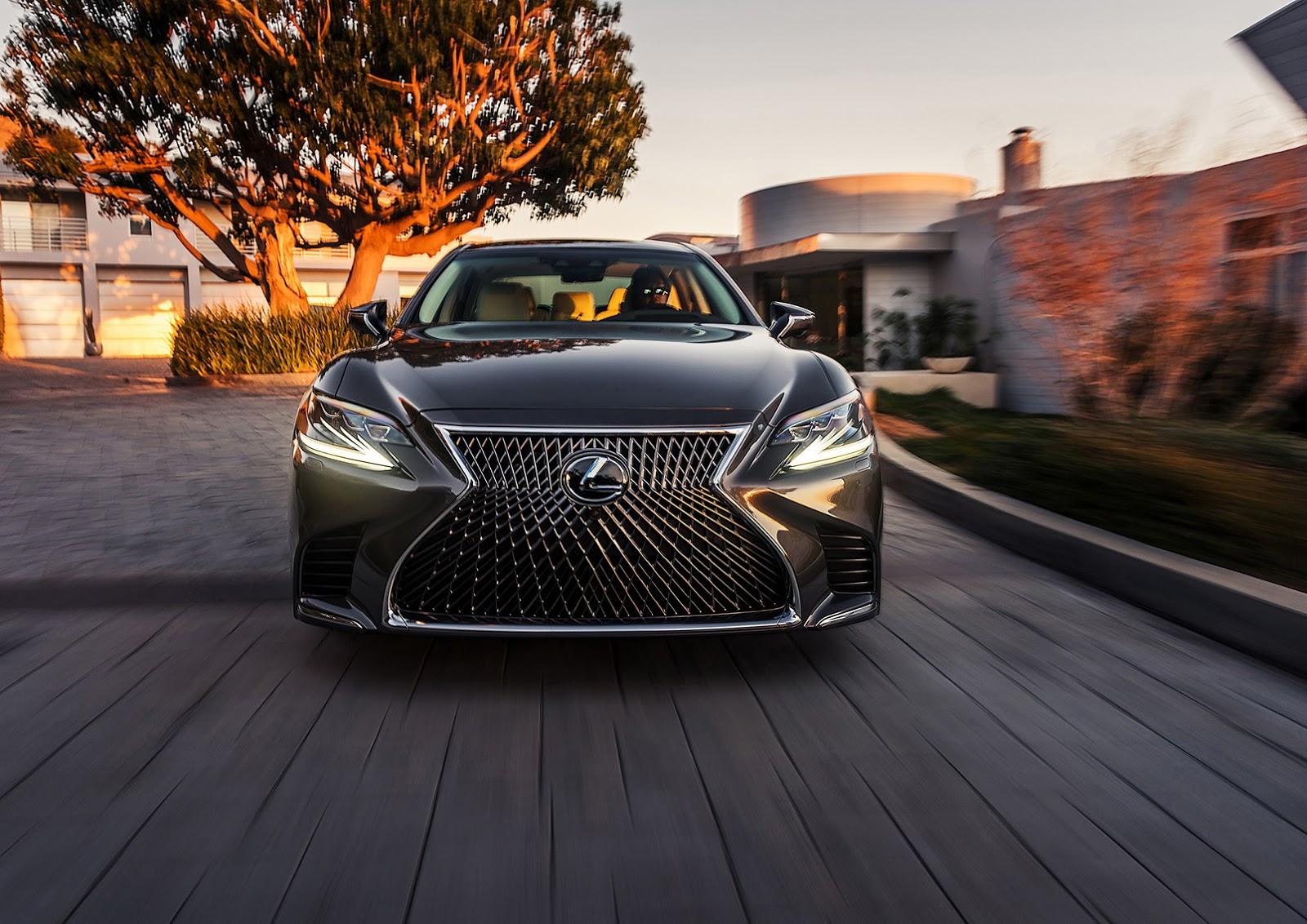 Lexus LS 2018 (8)