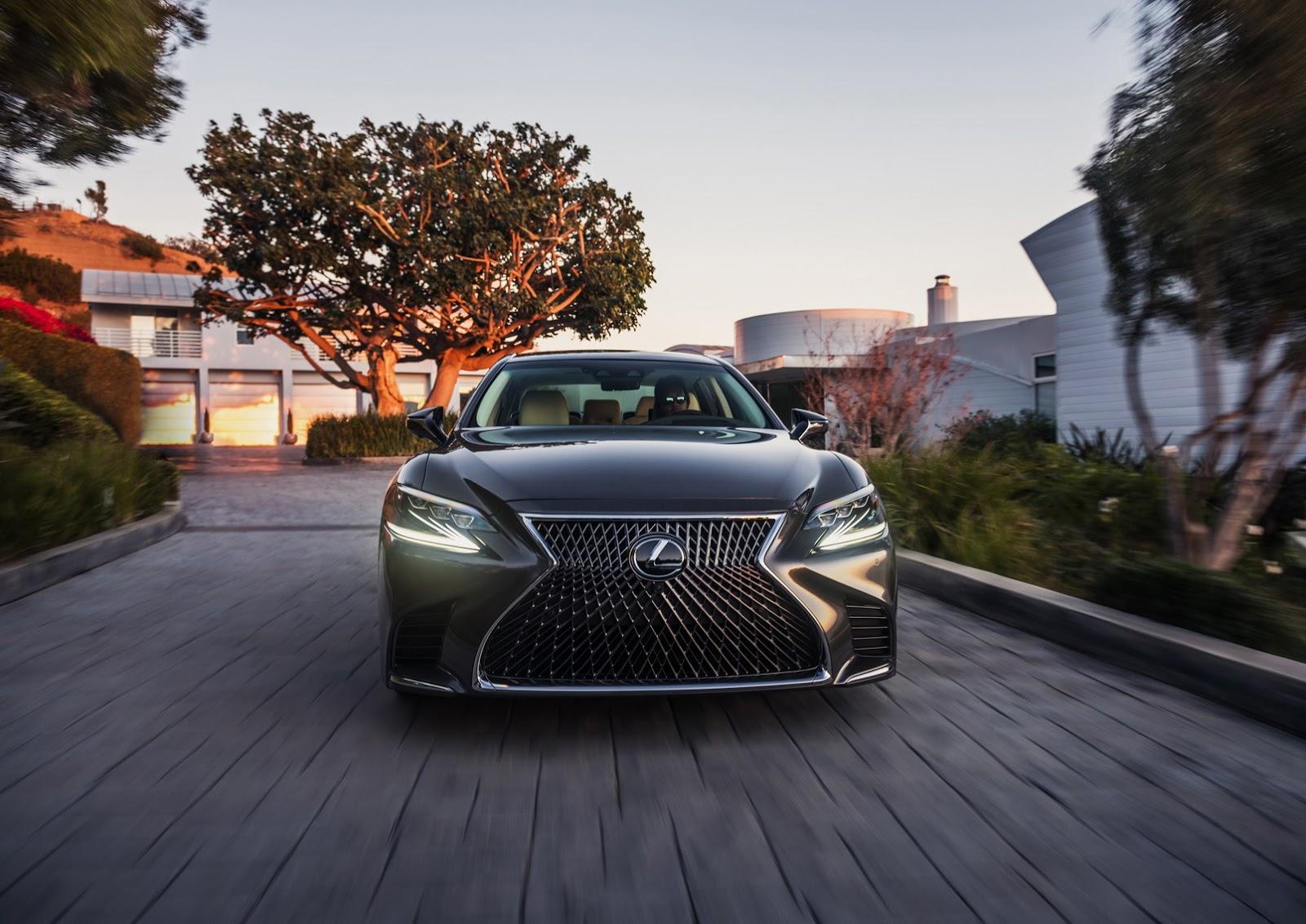 Lexus LS 2018 (9)