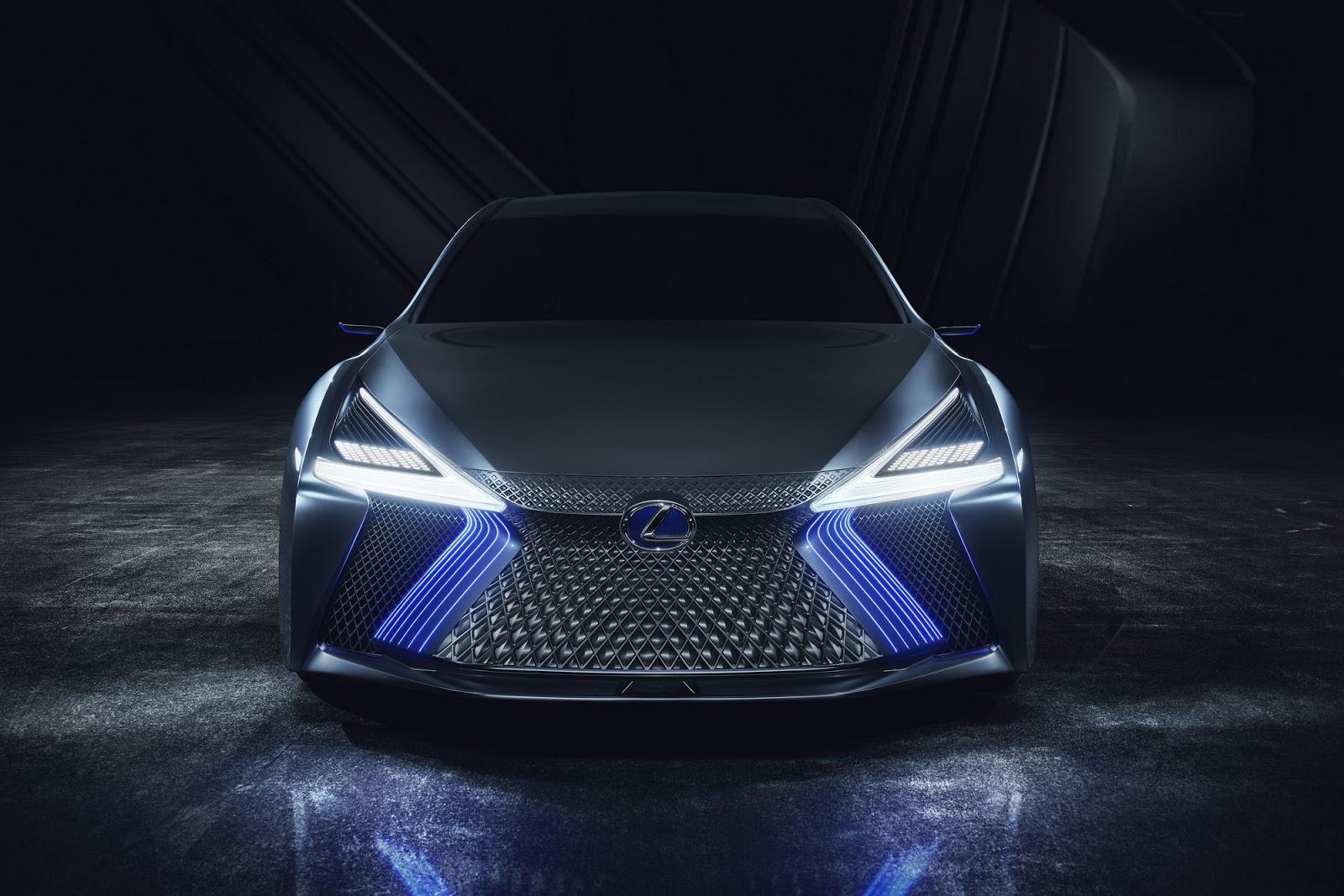 Lexus LS Concept (1)