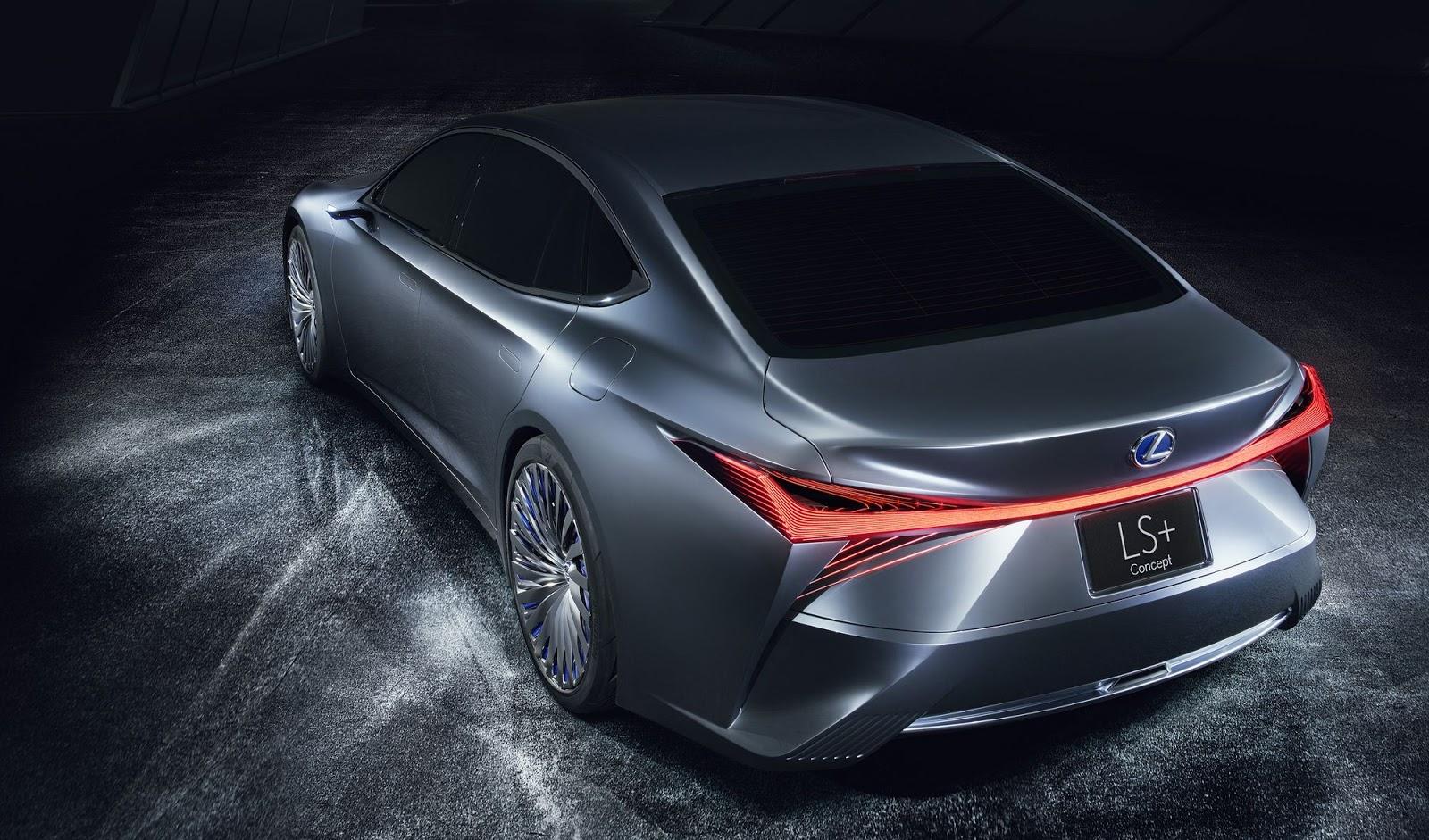Lexus LS Concept (10)