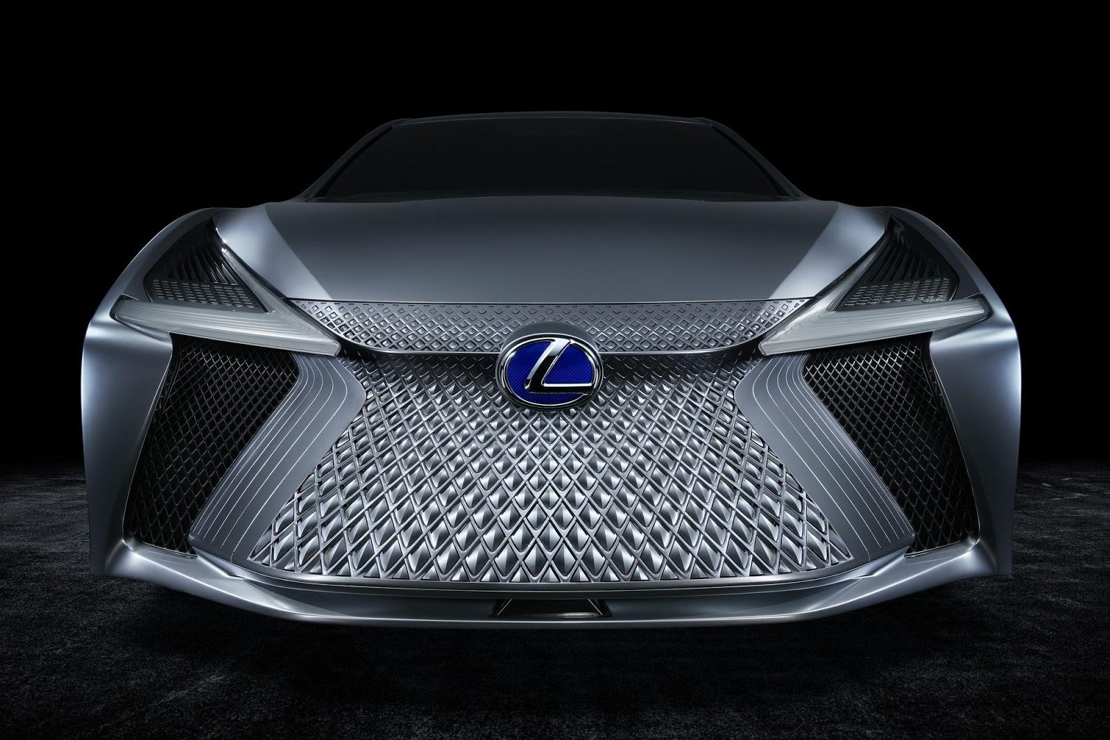 Lexus LS Concept (15)