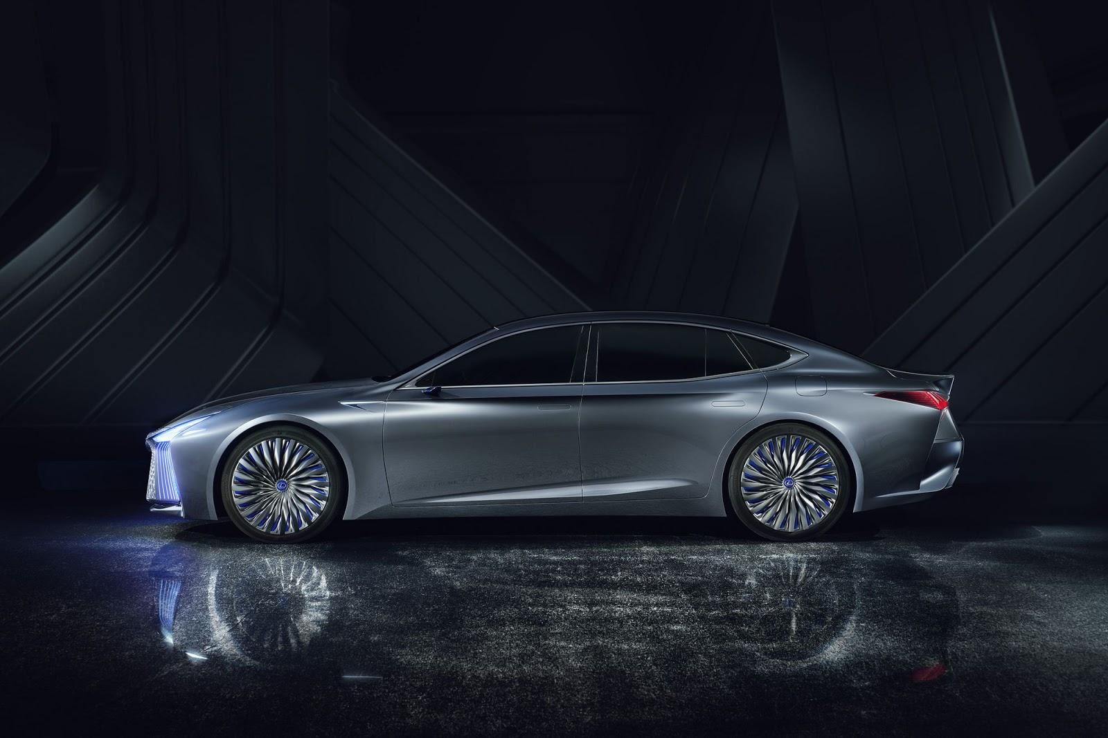 Lexus LS Concept (2)