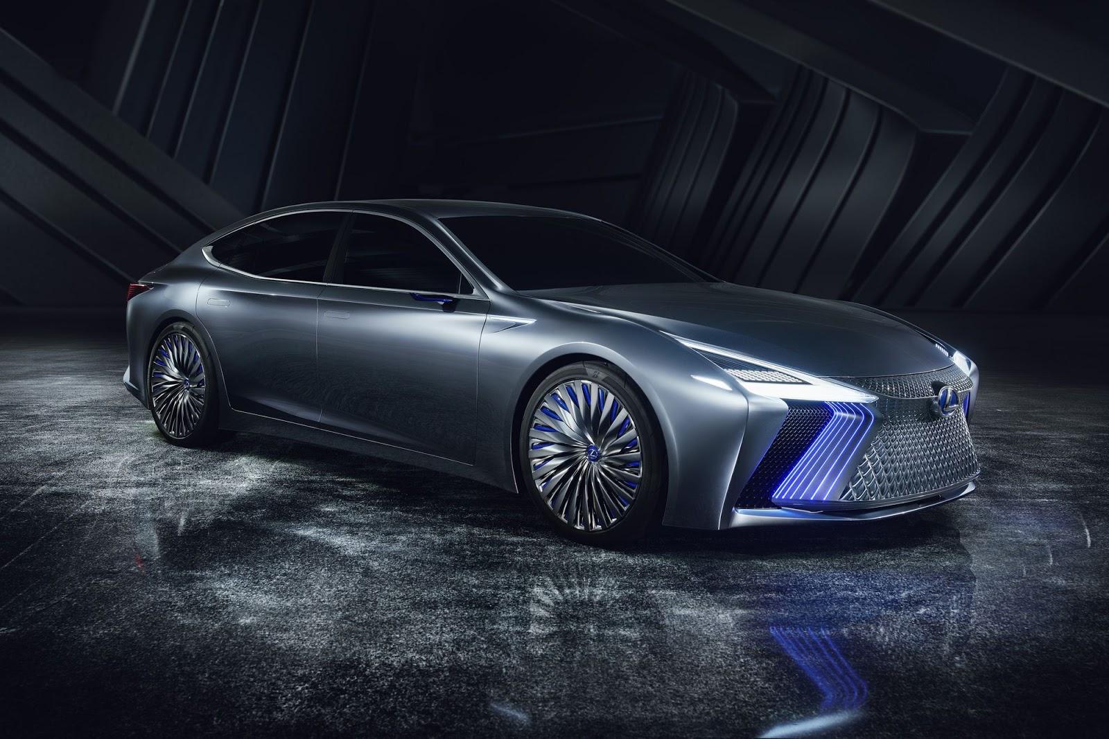 Lexus LS Concept (4)