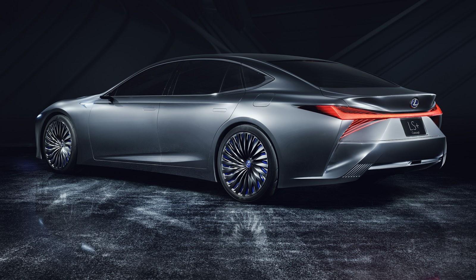 Lexus LS Concept (5)