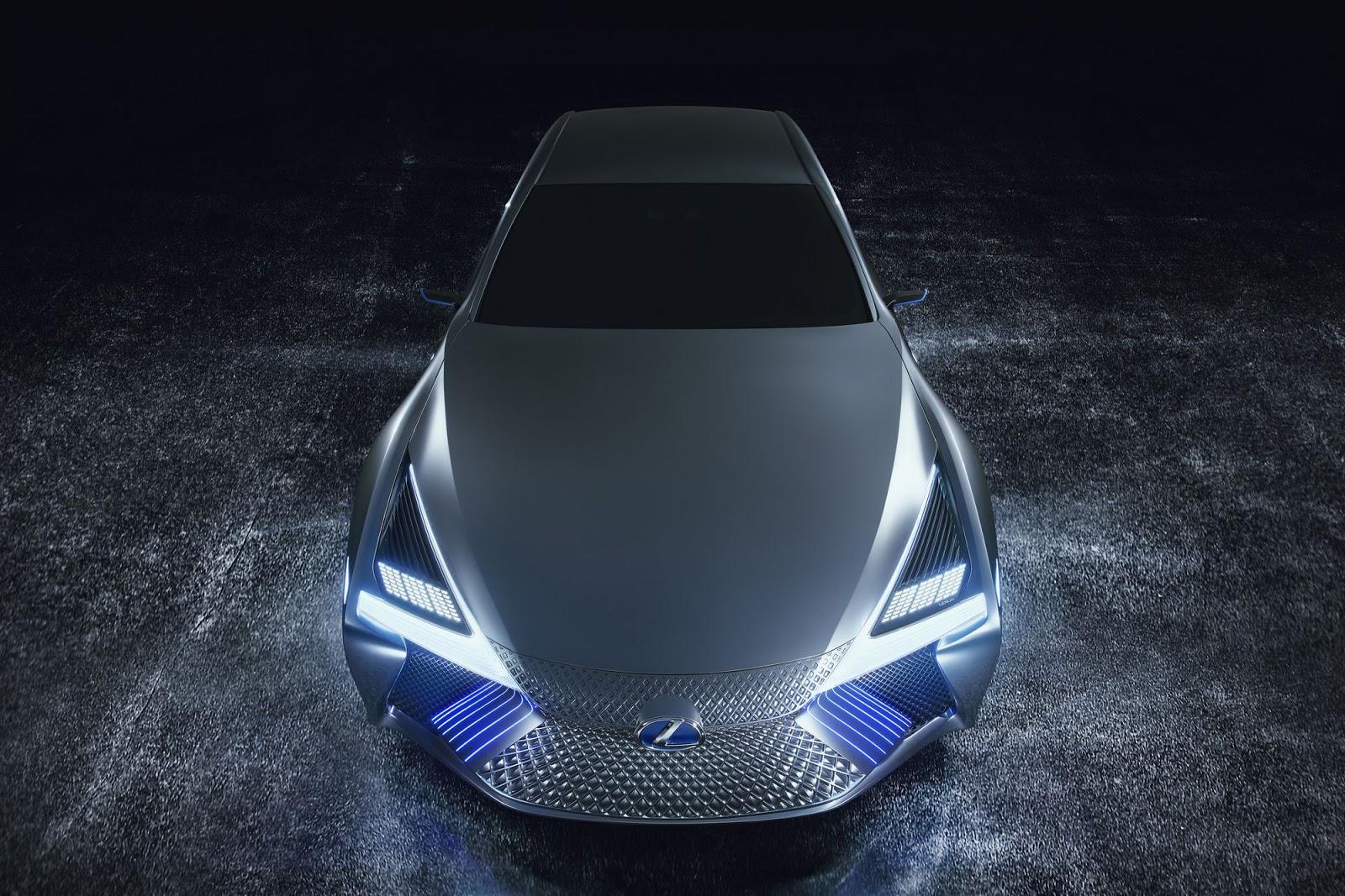 Lexus LS Concept (6)