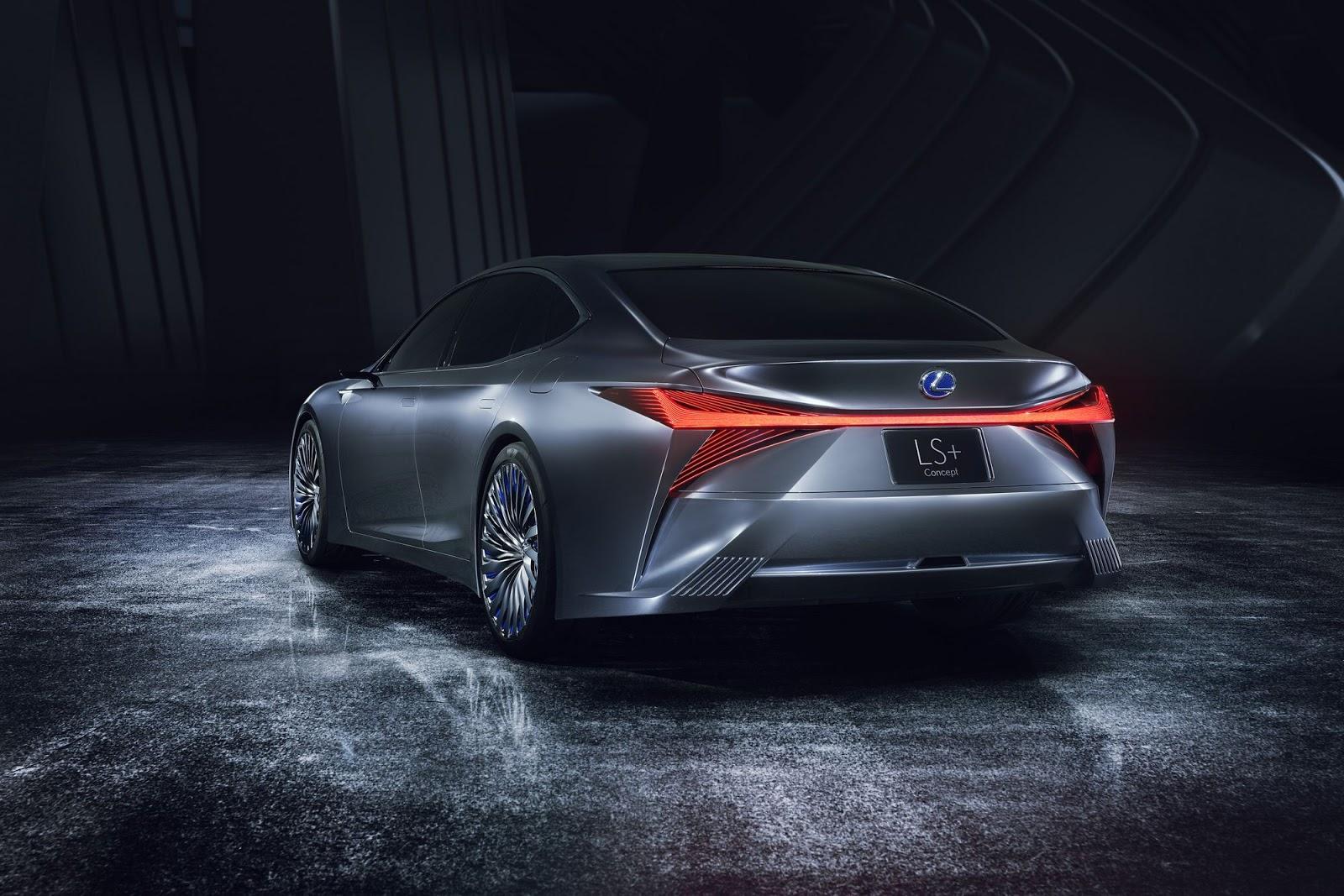 Lexus LS Concept (8)