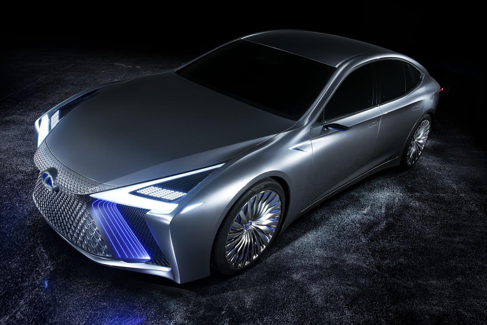 Lexus LS Concept (9)