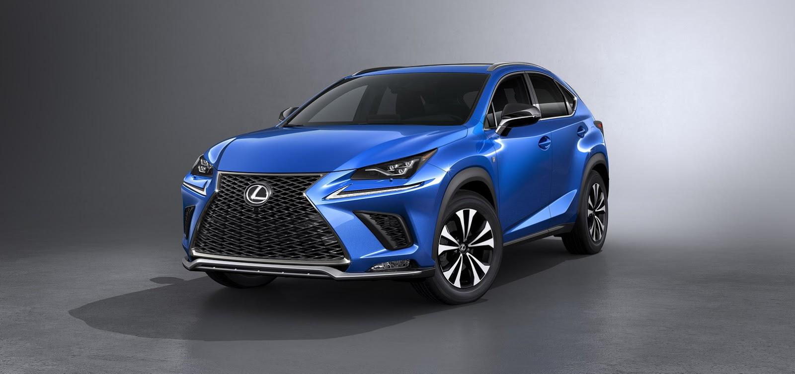 Lexus NX facelift 2018 (11)