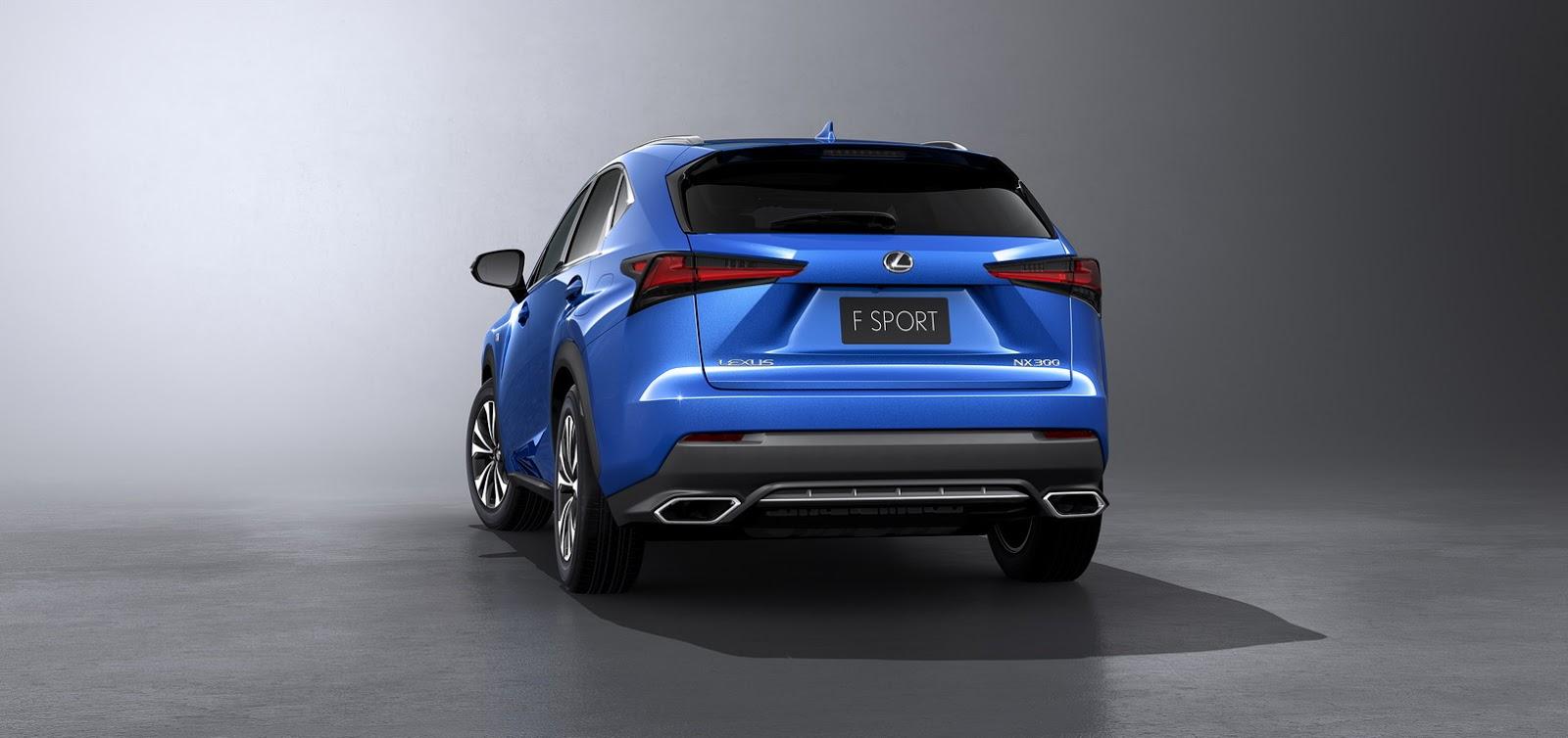 Lexus NX facelift 2018 (12)
