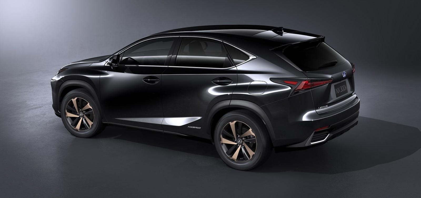 Lexus NX facelift 2018 (15)