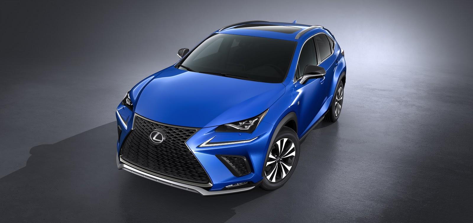 Lexus NX facelift 2018 (17)