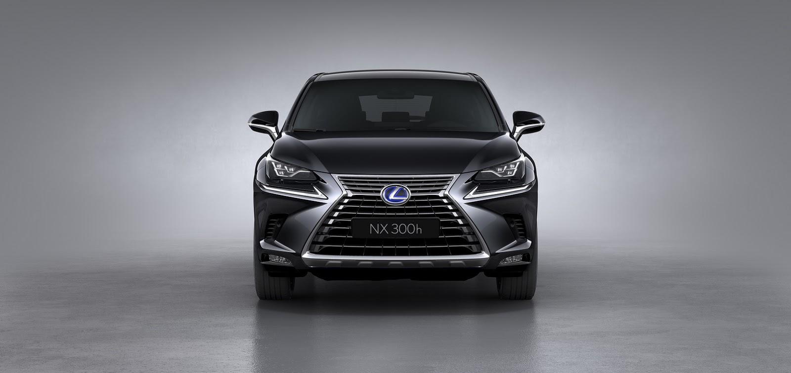 Lexus NX facelift 2018 (2)