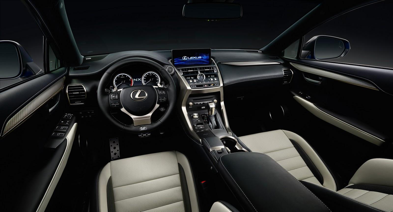 Lexus NX facelift 2018 (20)