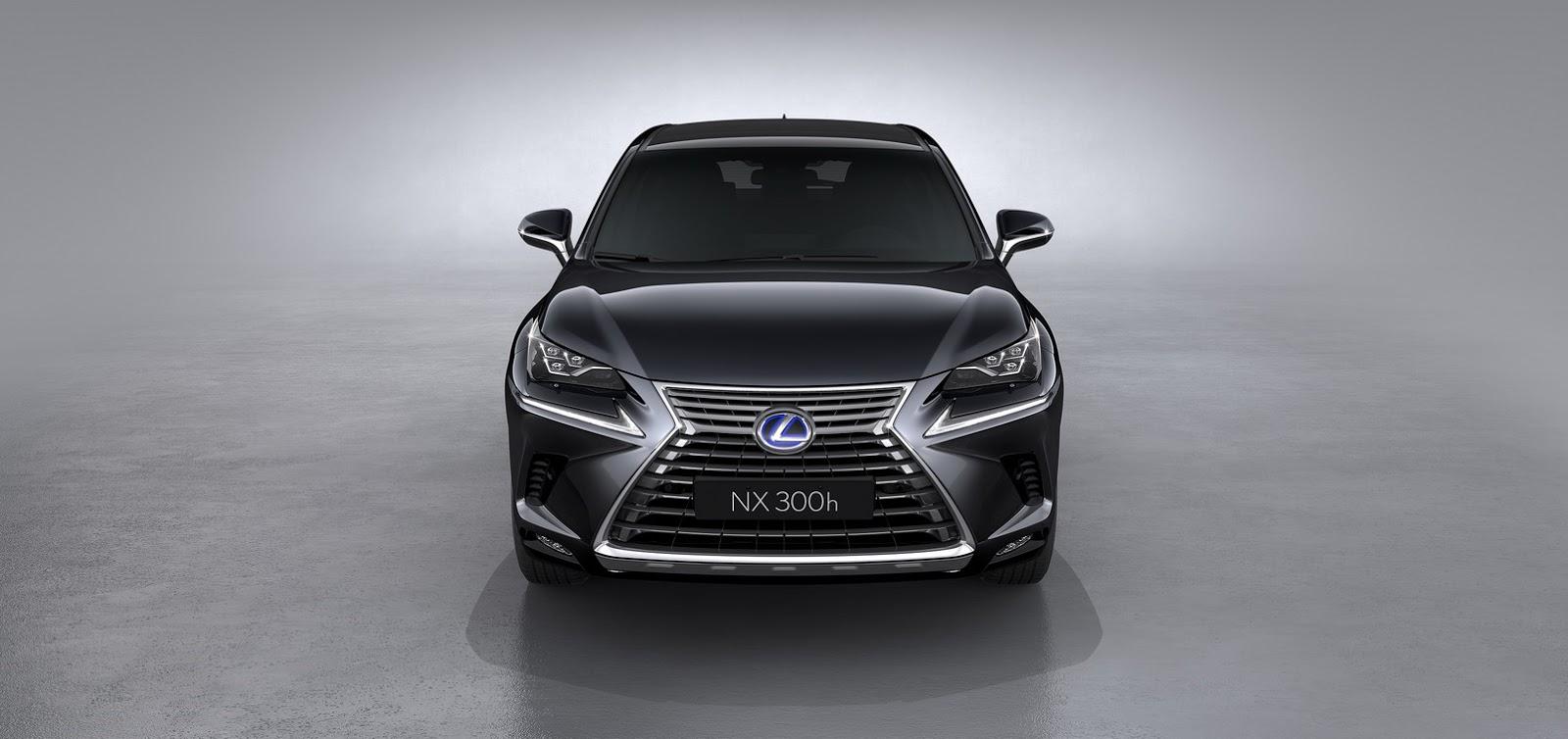Lexus NX facelift 2018 (4)