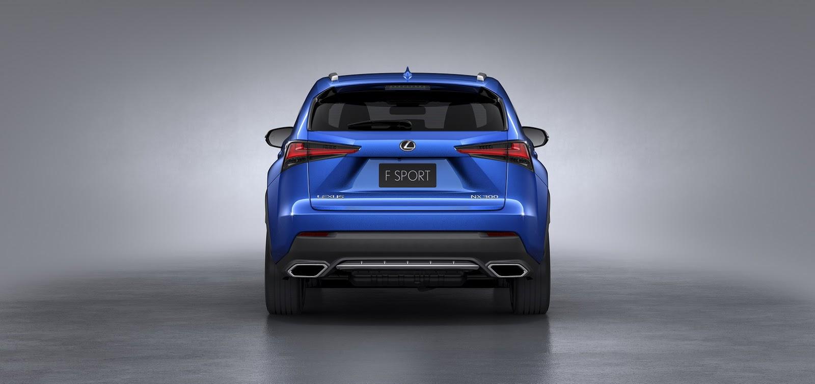 Lexus NX facelift 2018 (5)