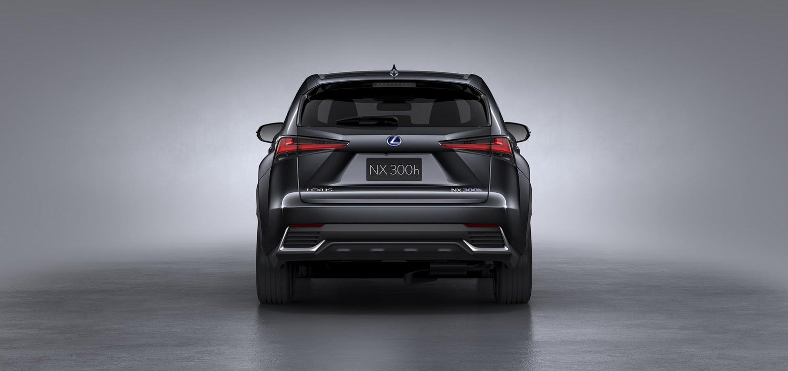 Lexus NX facelift 2018 (6)